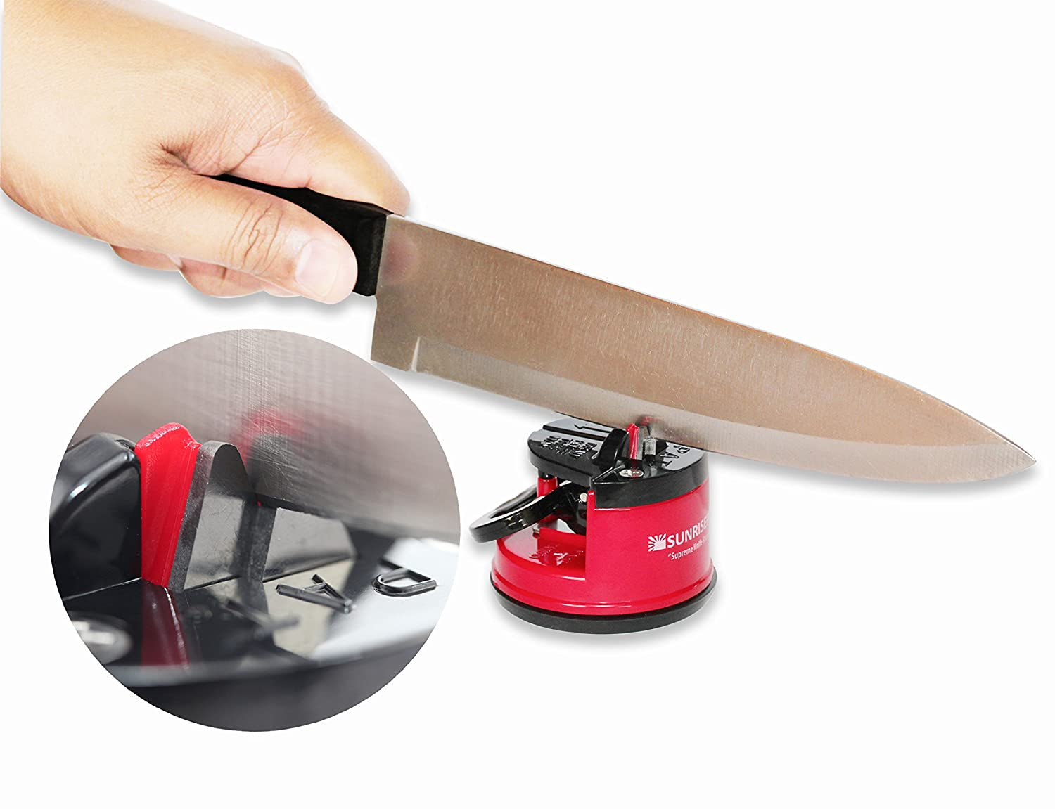 Kitchen Devil Knife Sharpener How To Use Top 7 Best Knife Sharpeners Best Knife Sharpeners Reviews