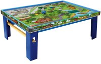 Fisher-Price Thomas the Train Wooden Railway Play Table | eBay