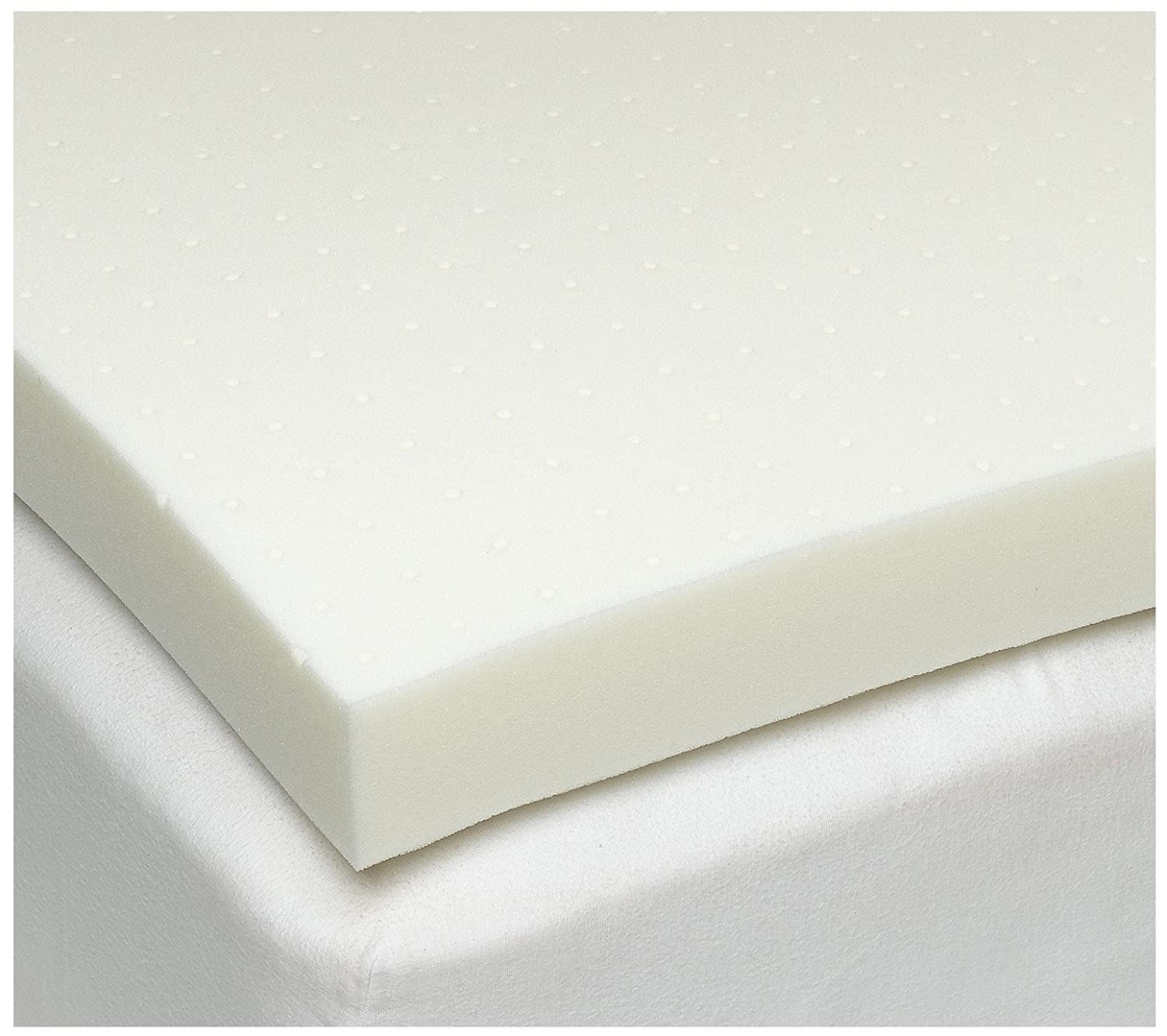 Sleep Joy Memory Foam Topper Sleep Joy 3 Visco2 Memory Foam Mattress Topper