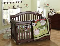 Fisher Price Farm Friends Crib Bedding - Baby Bedding and ...