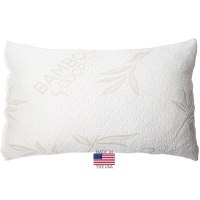 Bamboo memory foam pillows-best memory foam pillow