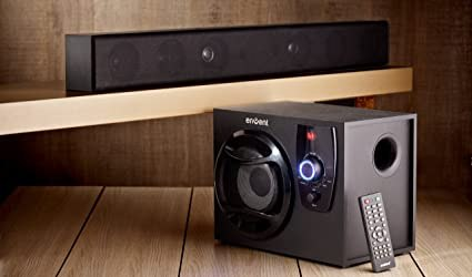 Envent Horizon 701 TrueWood Soundbar with Woofer