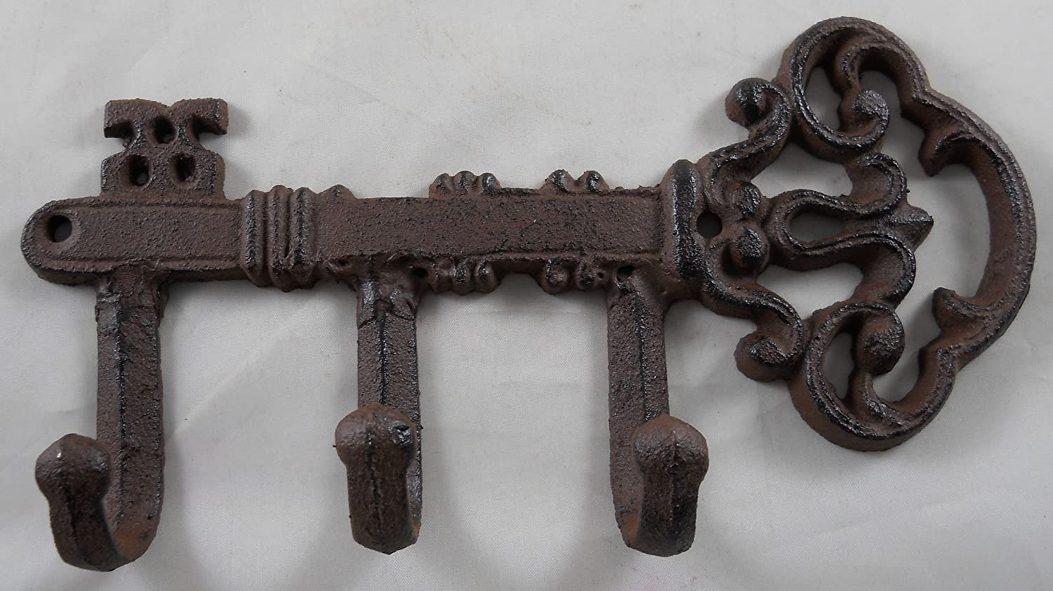 Key Shaped Key Rack Vintage Key Shaped Wall Hooks Decorative Key Hanger