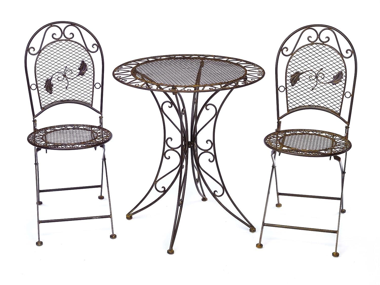 Gartentisch Garnitur Gartentisch Tisch Gusseisen Garnitur Holz Neu