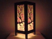 Thai Vintage Handmade Asian Oriental Japanese Sakura ...