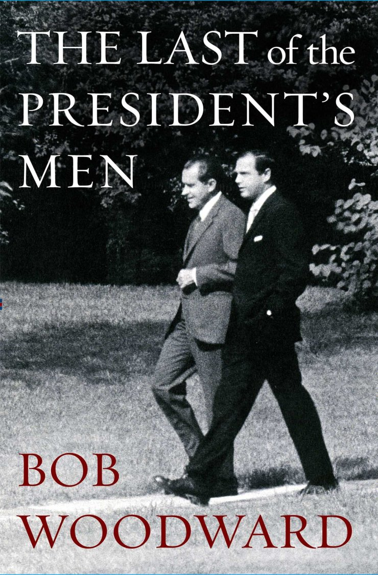 Bob Woodward - The Last of the President's Men epub book