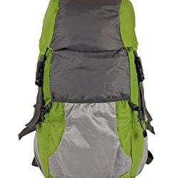 Bendly Foldable Outdoor 30Ltrs Green Rucksack