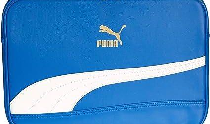 Puma Bytes Blue Laptop Sleeve