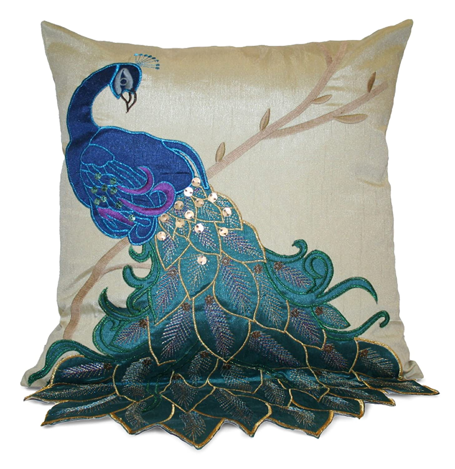 Peacock Bedroom Decorating Ideas Beautiful Peacock Pillows And Bedding Sets For Your Home