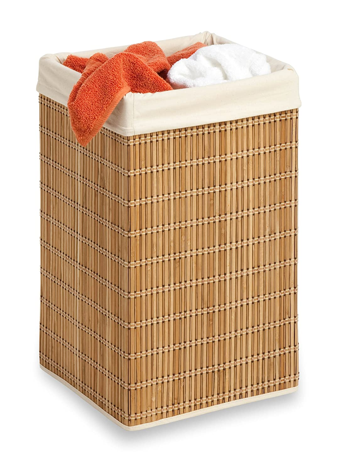 Designer Clothes Hampers Honey Can Do Hmp 01620 Square Wicker Hamper Clothing