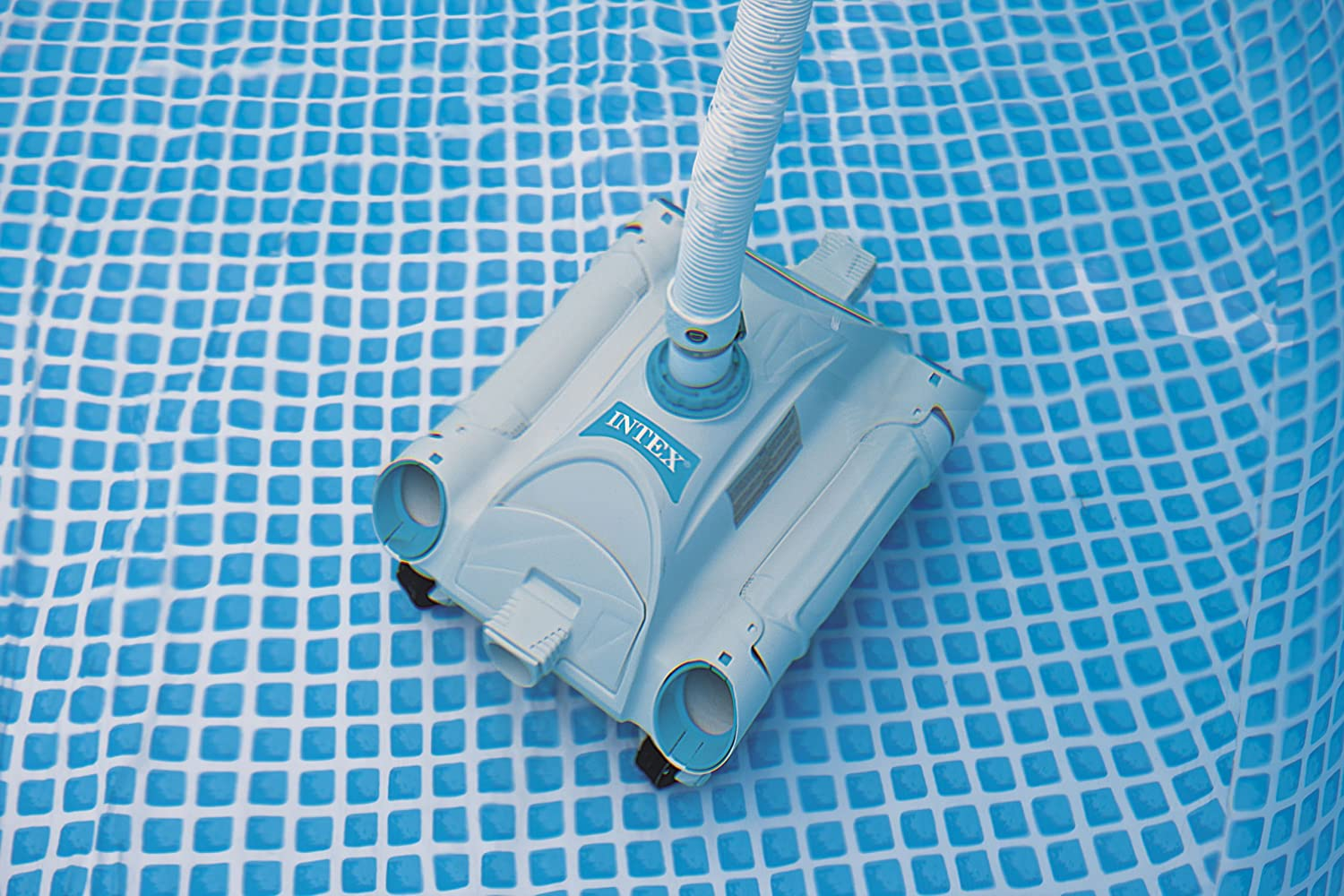 Clear Pool Bodensauger Intex Automatic Above Ground Swimming Pool Vacuum Cleaner