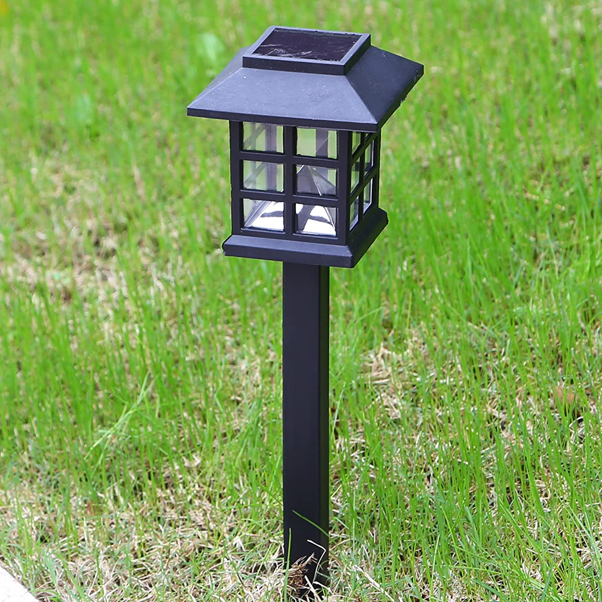 Outdoor Solar Garden Lights Sogrand 8pcs Pack Solar Lights Outdoor Solar Light