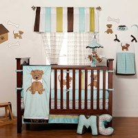 Dog and Puppy Crib Bedding Sets - TKTB