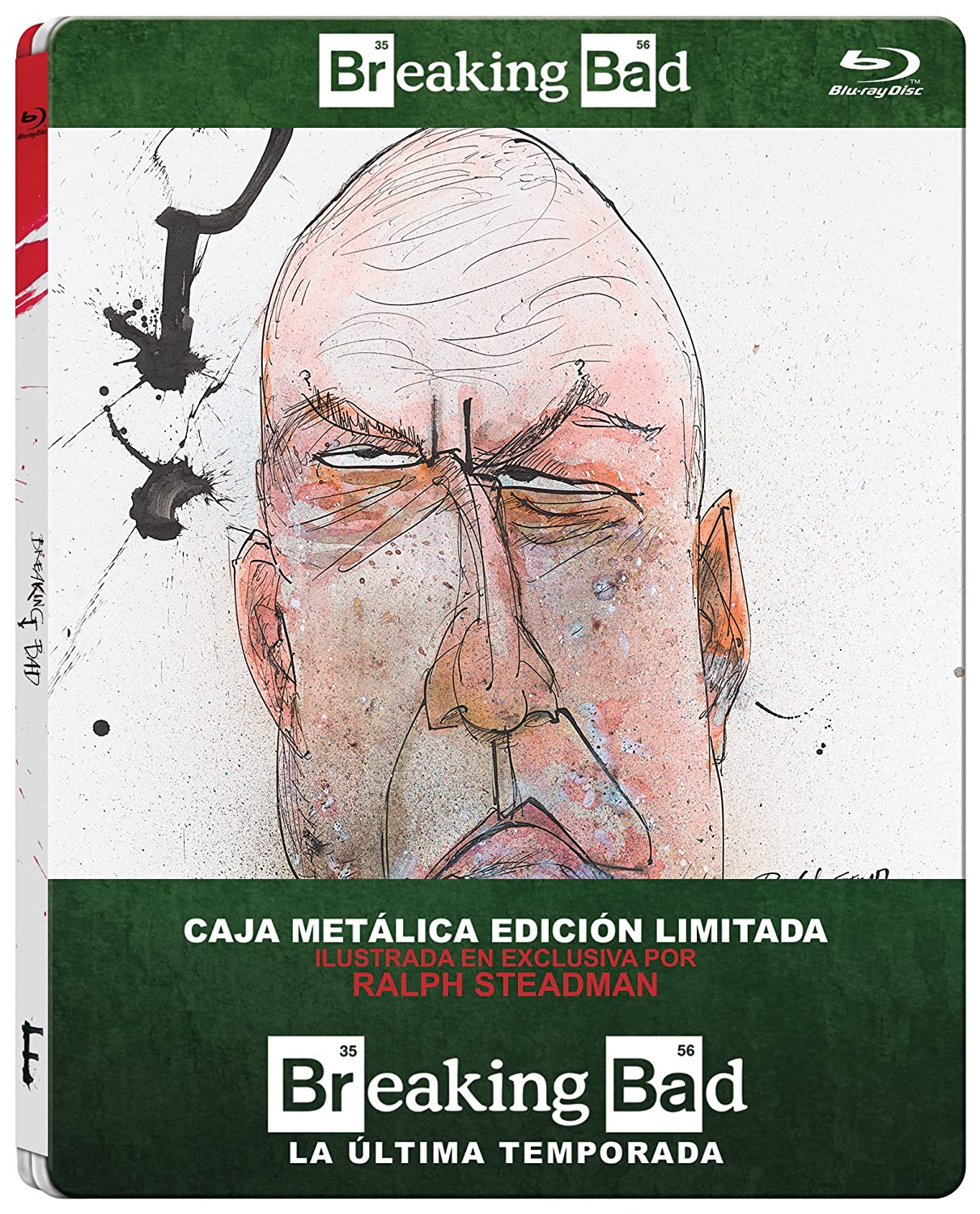Bad Serie Blu Ray Breaking Bad Serie Tv Página 75