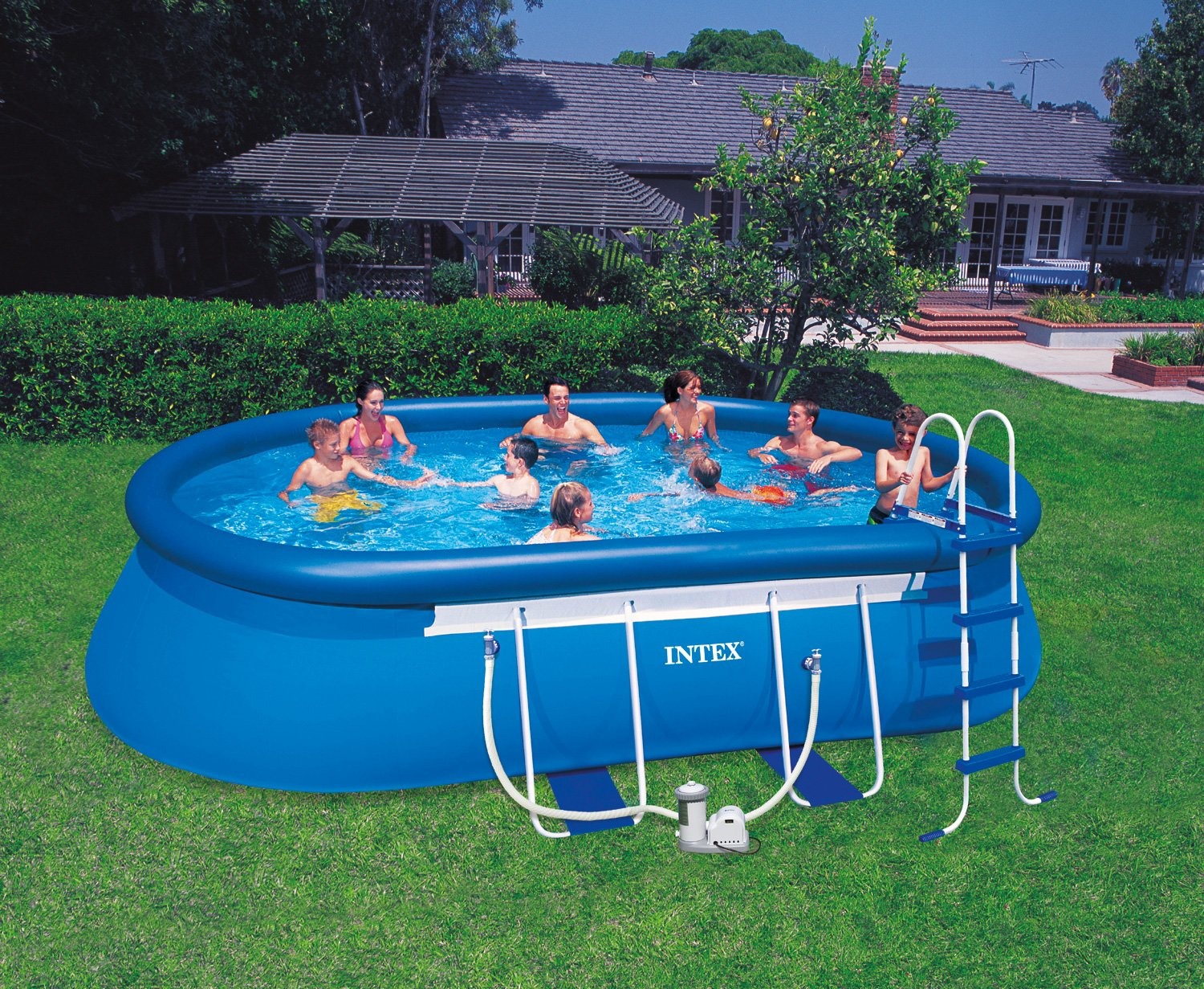 Pool Kaufen Intex Intex Pool Gnstig Kaufen Perfect Intex Pool Abdeckplane