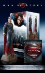 Man of Steel - Limited Collectors Ed. (Steelbook) [Blu-ray] [Import allemand]