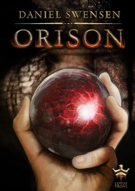 Cover for Orison by Daniel Swensen