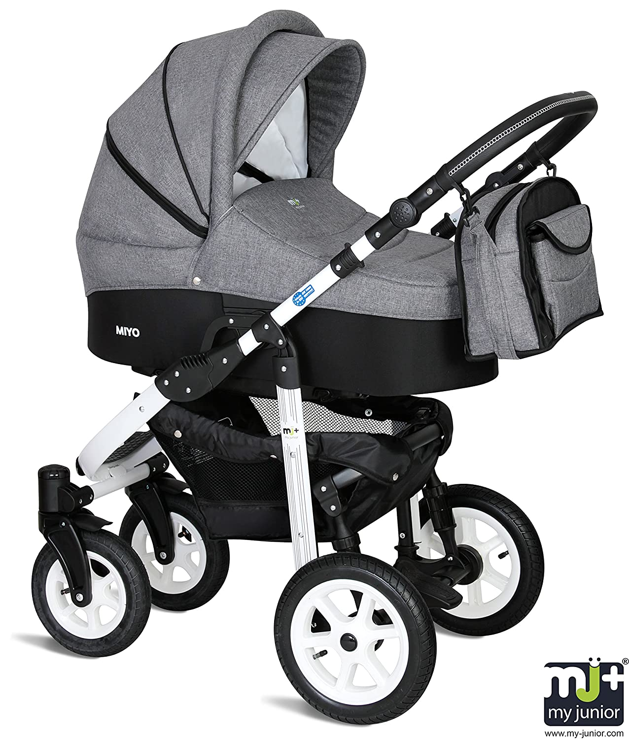 My Junior Miyo Ebay Sannes Testwelt My Junior Kinderwagen Teil 1