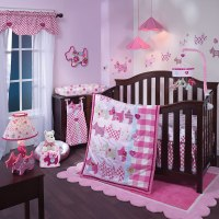 Lambs and Ivy Puppy Tales Baby Bedding Collection - Baby ...
