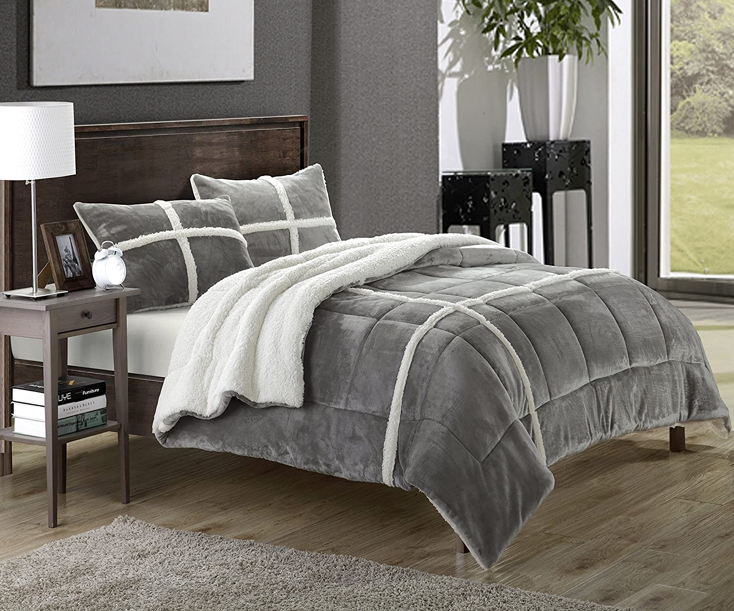 Black And Silver Bed Black And Silver Bedding Sets Ease Bedding With Style