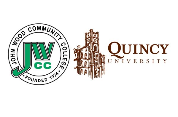 JWCC  QU Sign Transfer Agreements Quincy University