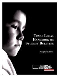 TxLegHB on Student Bully cvr web