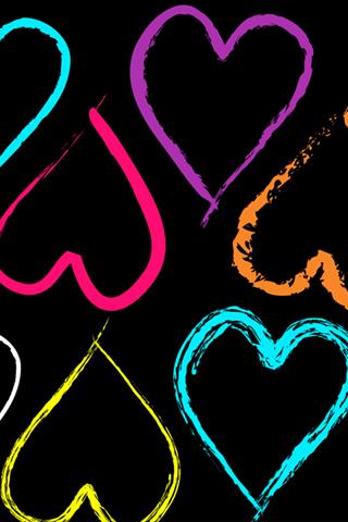 3d Love Wallpaper For Mobile Phone خلفيات ايفون 2