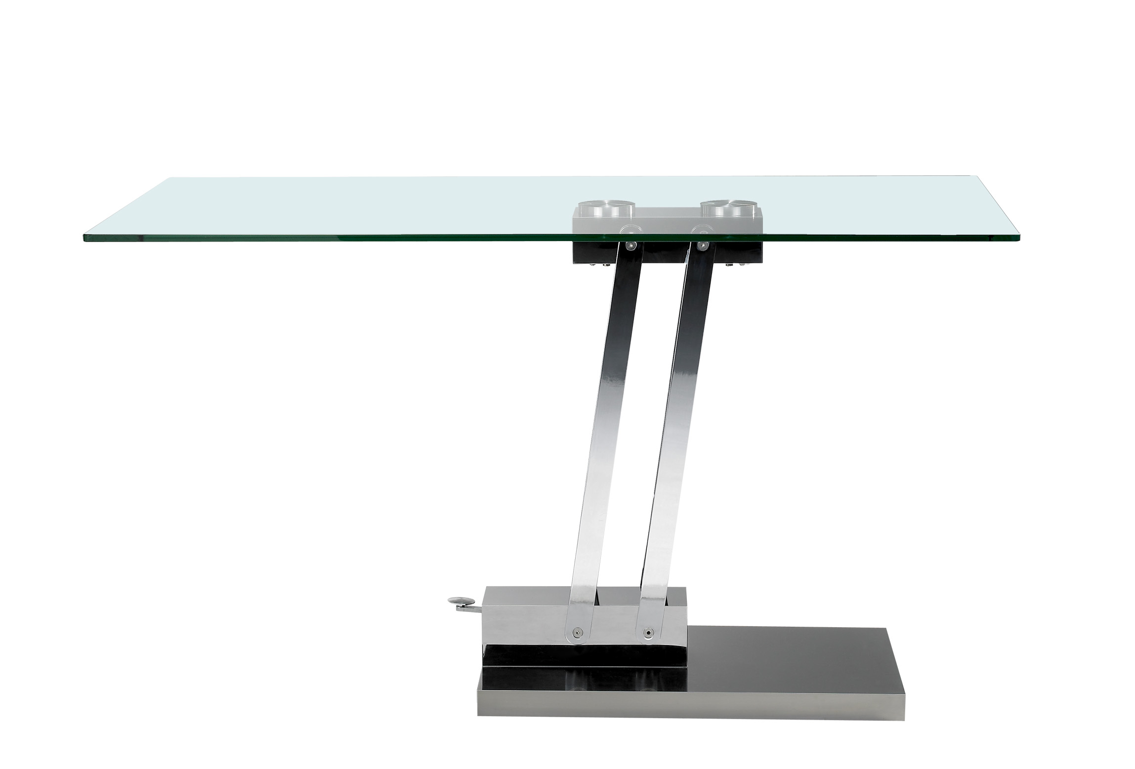 Table Basse Transformable Table Basse Relevable Bloquee
