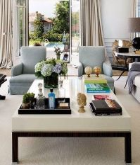 20 Best Coffee Table Styling Ideas - How To Decorate A ...