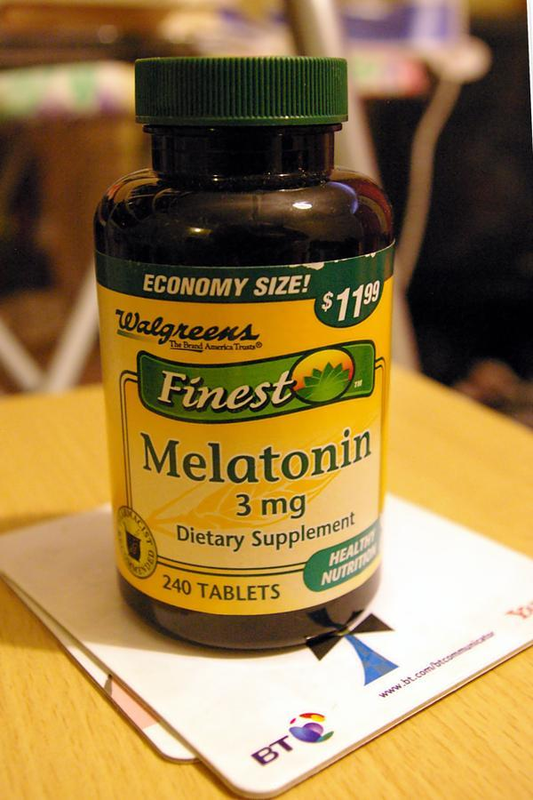 cvs melatonin
