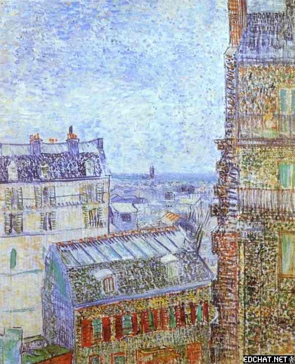 Photo \ - Description De La Chambre De Van Gogh