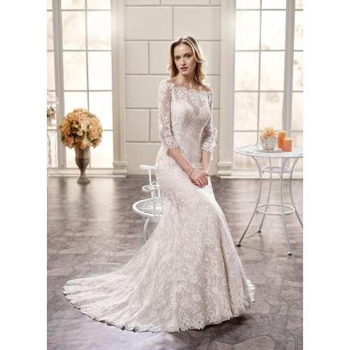 Medium Crop Of Long Sleeve Wedding Dresses