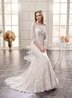Small Of Long Sleeve Wedding Dresses