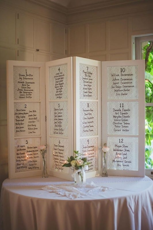 Sunday inspiration 23 seating chart ideas Eddy K Bridal Gowns