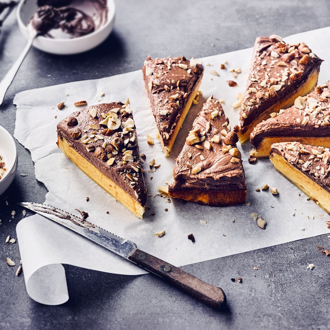 Nutella Kuchen Backen Nutella Torte