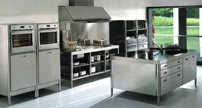 Küche Freistehende Elemente