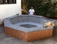 Custom Built Hot Tub West LA | Eden Builders