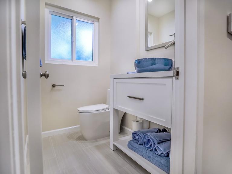 Bathroom Vanity Open To Bedroom Bathroom Design Ideas
