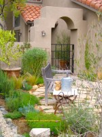 Tuscan Front Yard Landscaping Ideas