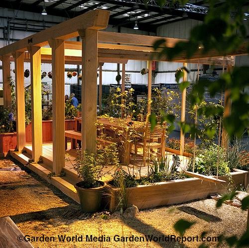 San Francisco Flower And Garden Show Award Winning Display Garden