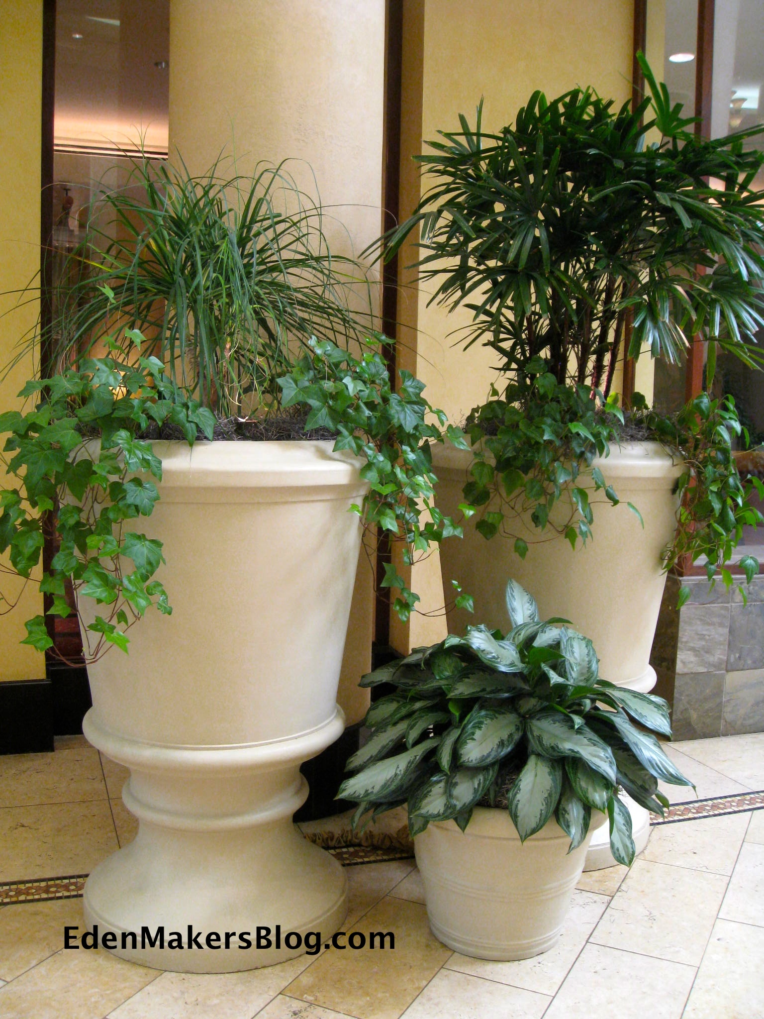 Big Indoor Vases Large Planters
