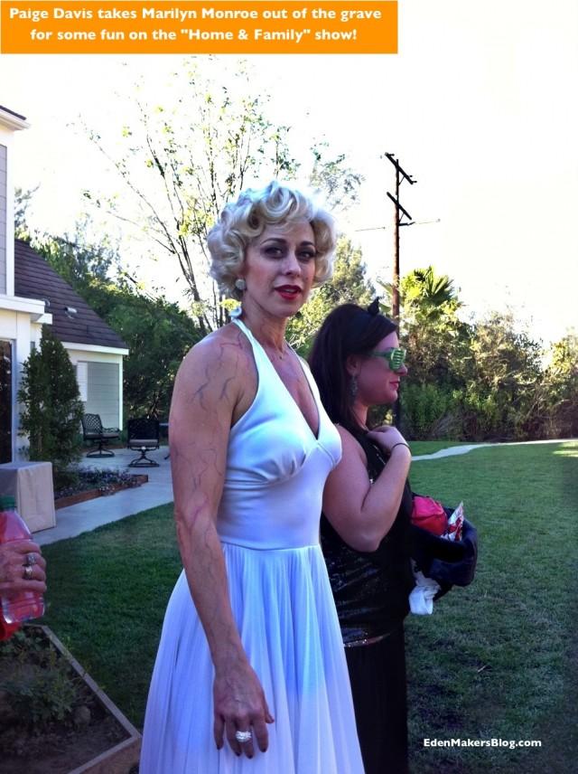 Paige-Davis-as-Zombie-Marilyn-Monroe