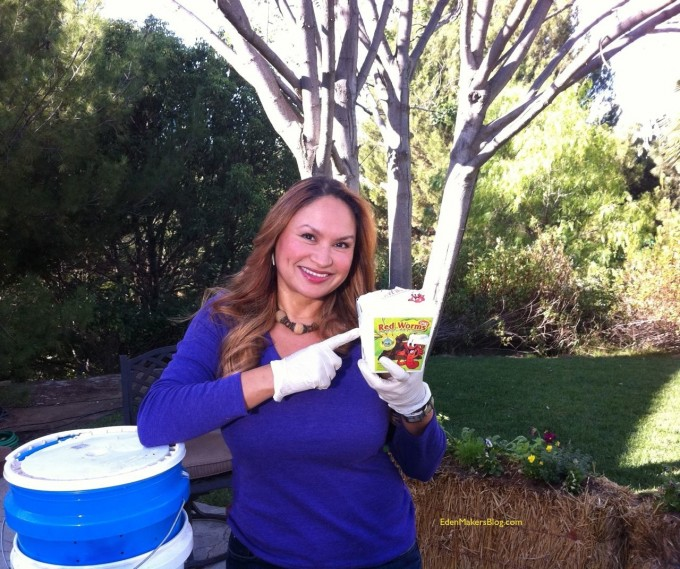 Shirley-Bovshow-Garden-Export-Vermi-Composting-on-Home-and-Family-Show