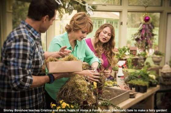 Shirley-bovshow-fairy-gardens-home-and-family-show-hallmark-channel