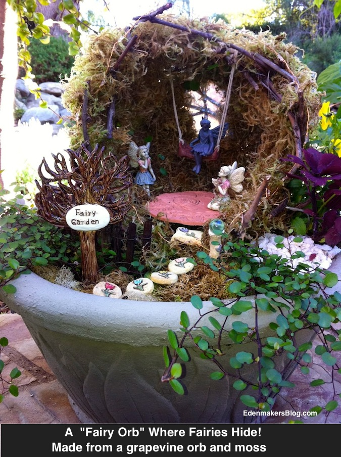 fairy-garden-hideout-with-swing-edenmakersblog