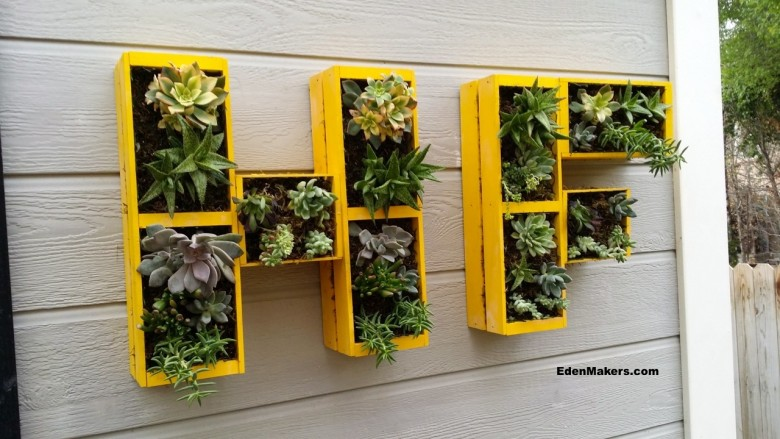 Home-and-Family-Show-Vertical-Succulent-Monogram-Planter-by-Shirley-Bovshow