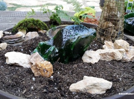 Stones-glass-boulder-plants-for-miniature-garden-edenmakers