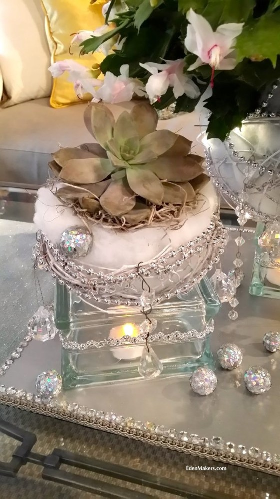 snow-ball-succulent-planter-crystsal-silver-bling-glass-shirley-bovshow-design-home-and-family-show-holiday-special-closeup-edenmakers-blogjpg