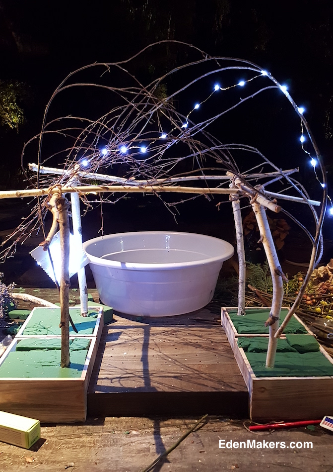 miniature-gazebo-birch-tree-branches-floral-foam-led-lights-patio-cover-shirley-bovshow-designer-edenmakers-blog