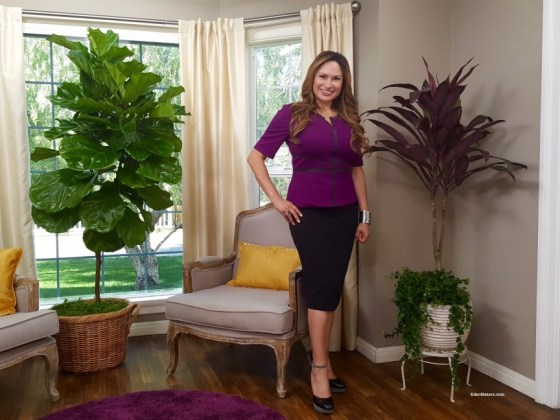 Big, Bold, Indoor Houseplants | Eden Makers Blog by Shirley Bovshow